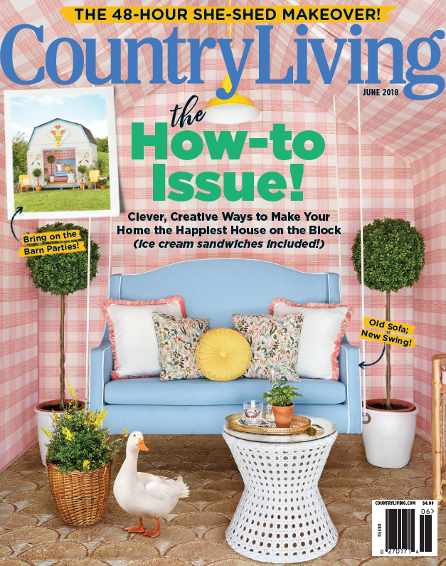 Country Living Mag June 2018