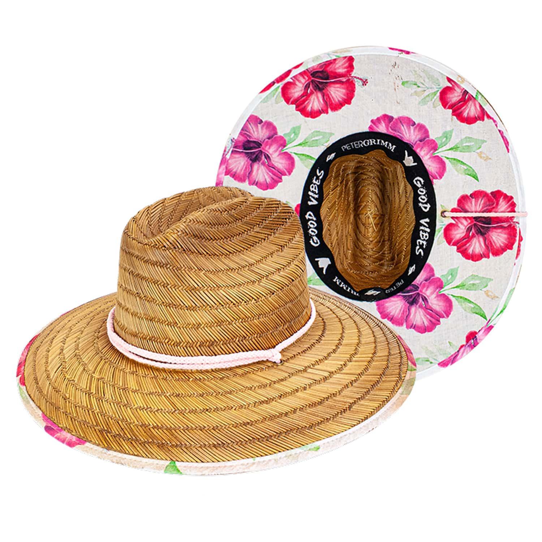 PGB1806 TEA O Prima hat underbrim 1